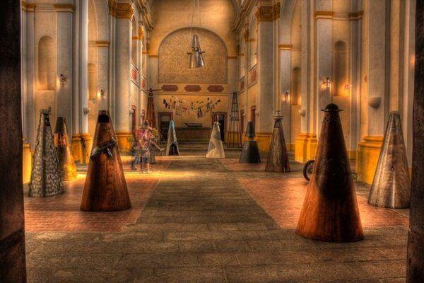 Fotografie kostela Sv. Vavřince
